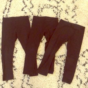 Old Navy black leggings